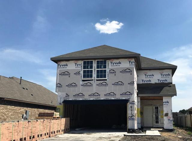 9517 Yellow Rose Drive, Texas City, TX 77591 (MLS #69873519) :: Giorgi Real Estate Group