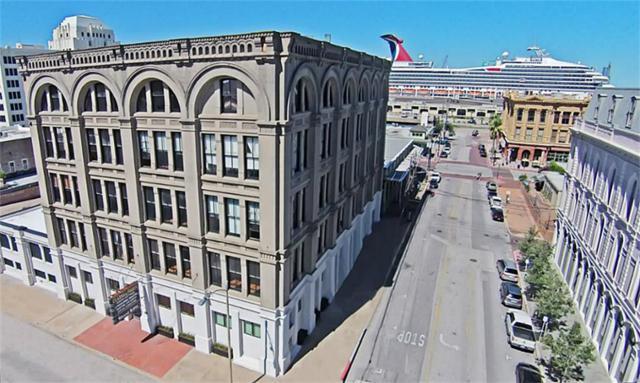 2402 Mechanic Street #503, Galveston, TX 77550 (MLS #69873588) :: Carrington Real Estate Services