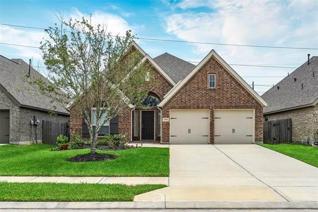 2907 Parkstone Field, Pearland, TX 77584 (MLS #69873882) :: Bay Area Elite Properties