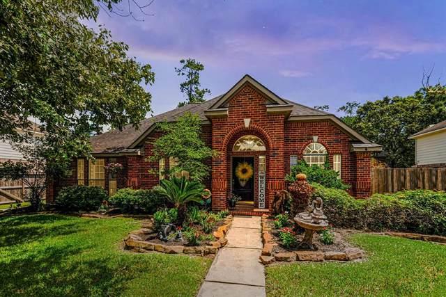 1631 Calmar Drive, Spring, TX 77386 (MLS #69878355) :: NewHomePrograms.com