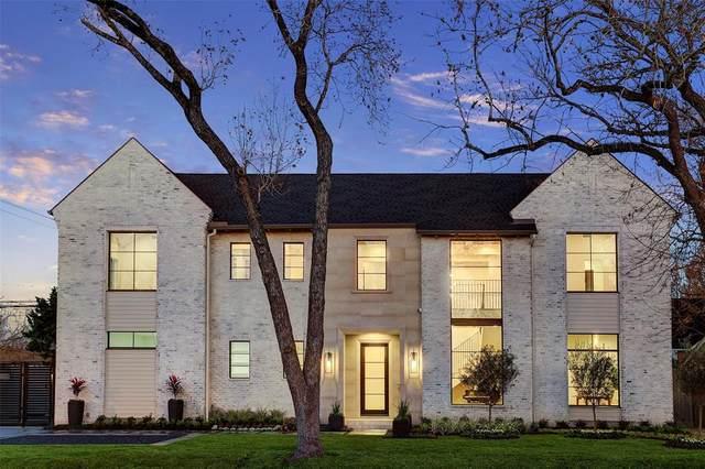 1338 Mickey Way, Houston, TX 77055 (MLS #69884118) :: Giorgi Real Estate Group