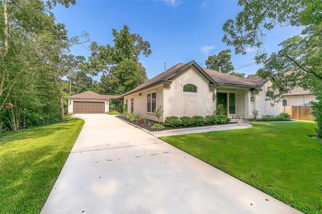 2210 Carriage Run W, Conroe, TX 77384 (MLS #69891001) :: The SOLD by George Team