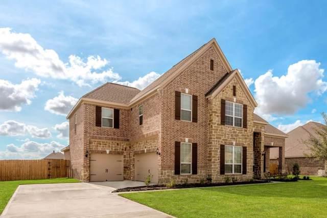 2806 Quartz Ridge Drive, Rosharon, TX 77583 (MLS #69891946) :: Texas Home Shop Realty