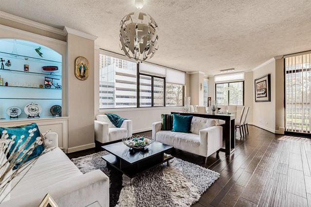4950 Woodway Drive #306, Houston, TX 77056 (MLS #69898370) :: Giorgi Real Estate Group