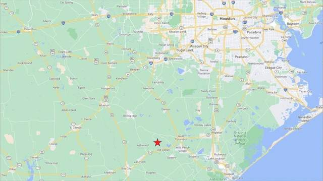 0 County Road 743 Off Dead, Sweeny, TX 77480 (MLS #69900209) :: Keller Williams Realty