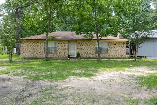137 County Road 3732, Splendora, TX 77372 (MLS #69904717) :: The Bly Team
