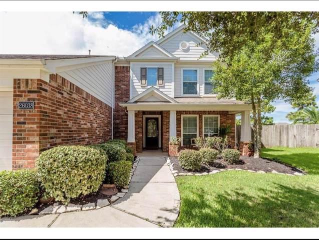 26038 Palmdale Estate Drive, Richmond, TX 77406 (MLS #69907584) :: The Heyl Group at Keller Williams
