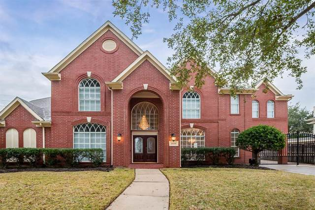 9819 Ricaby Drive, Houston, TX 77064 (MLS #69913594) :: The Sansone Group