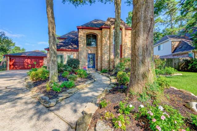 3422 Red Candle Drive, Spring, TX 77388 (#69921487) :: ORO Realty