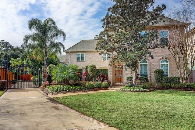 129 Beverly Lane, Bellaire, TX 77401 (MLS #69921558) :: The Sansone Group
