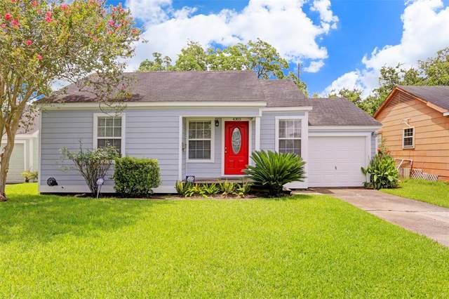 4303 Dorothy Street, Bellaire, TX 77401 (MLS #69941450) :: The Home Branch