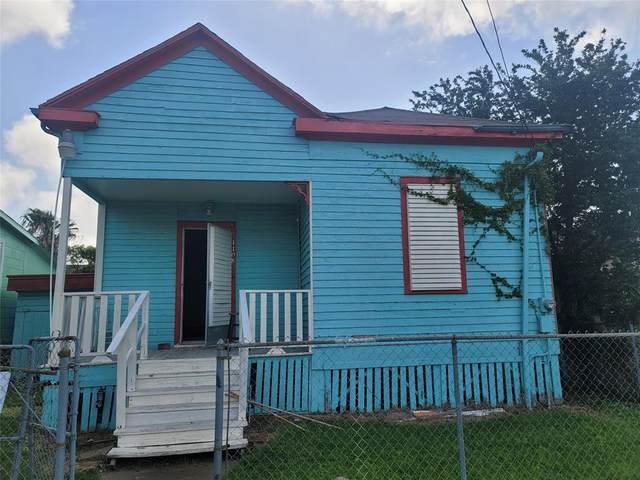 1108 40th Street, Galveston, TX 77550 (MLS #69956646) :: Texas Home Shop Realty