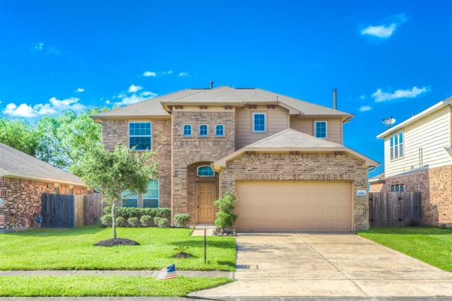 3010 Cambridge Meadows Ln, Dickinson, TX 77539 (MLS #69975374) :: Texas Home Shop Realty