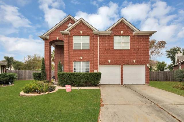 15102 Walden Park Court, Houston, TX 77049 (MLS #69978413) :: The Home Branch