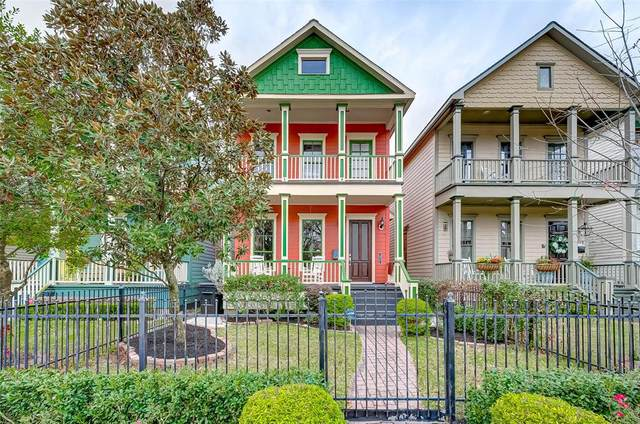 417 Cortlandt Street, Houston, TX 77007 (MLS #69979654) :: Caskey Realty
