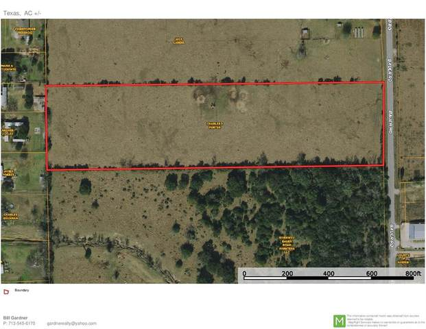 00 Bauer Road, Hockley, TX 77447 (MLS #69985695) :: Michele Harmon Team