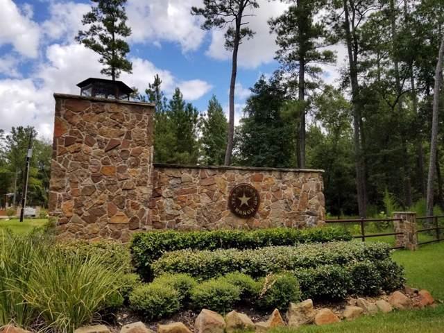 Lot 33 Block 24 Lonestar Road, Huntsville, TX 77340 (MLS #69986063) :: The Jill Smith Team