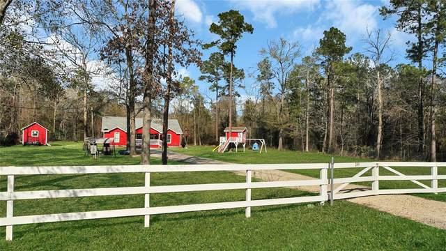 189 County Road 3731 Road, Splendora, TX 77372 (MLS #69994149) :: The Home Branch