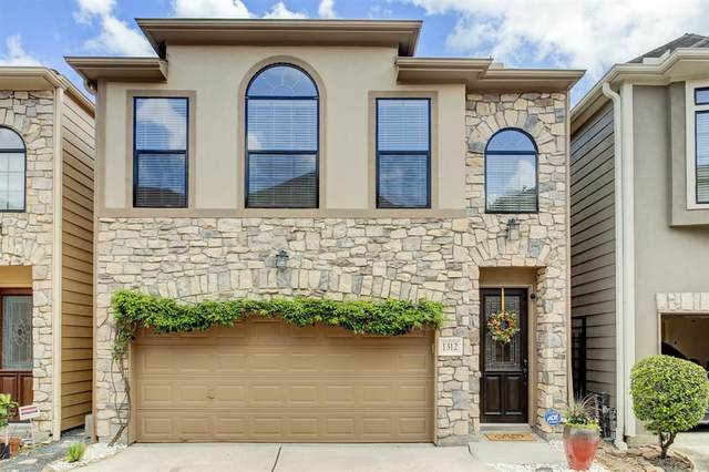 1312 Studer Street, Houston, TX 77007 (MLS #69997062) :: Green Residential