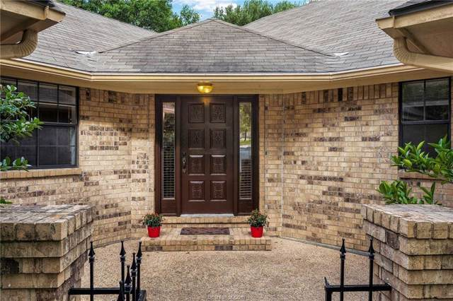 8600 Topaz Court, College Station, TX 77845 (MLS #70002821) :: The Heyl Group at Keller Williams