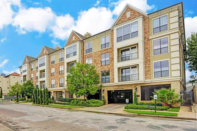 2120 Kipling Street #206, Houston, TX 77098 (MLS #70006429) :: The Parodi Team at Realty Associates