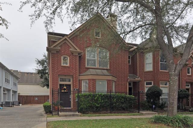 90 Mcgowen Street, Houston, TX 77006 (MLS #70007729) :: Caskey Realty