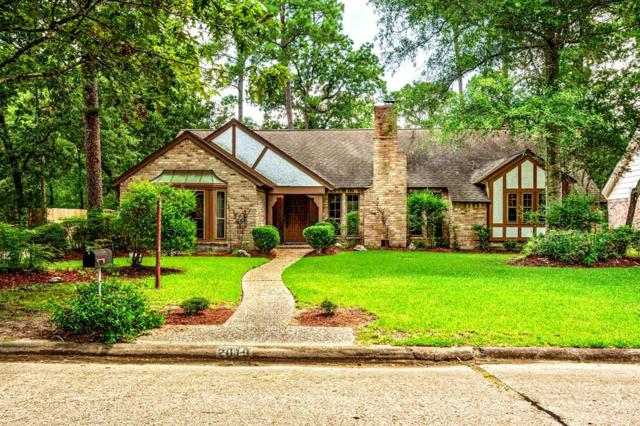 2019 Hidden Creek Drive, Kingwood, TX 77339 (MLS #70008567) :: Giorgi Real Estate Group