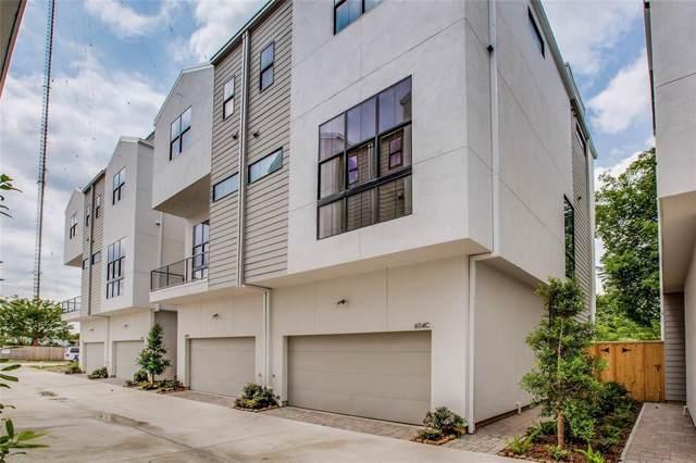 604 Middle Street G, Houston, TX 77003 (MLS #70015601) :: Ellison Real Estate Team