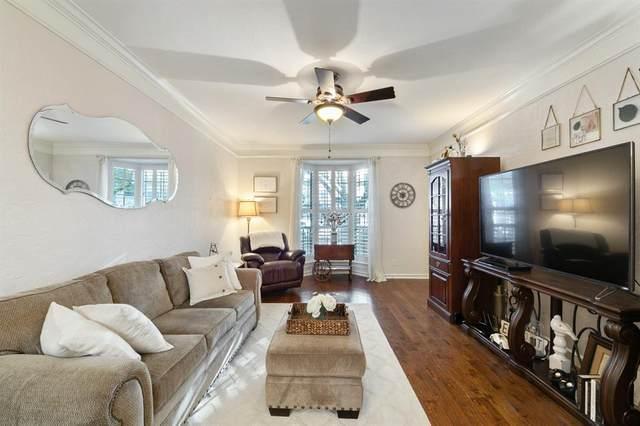 2700 Revere Street #103, Houston, TX 77098 (MLS #70048513) :: Texas Home Shop Realty