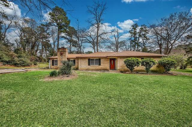 224 Forest Way, Conroe, TX 77304 (MLS #70059409) :: The SOLD by George Team