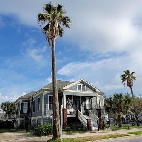 902 Winnie, Galveston, TX 77550 (MLS #70063405) :: My BCS Home Real Estate Group