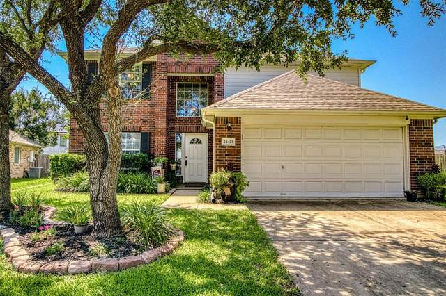 24423 Pepperrell Place Street, Katy, TX 77493 (MLS #70065972) :: The Heyl Group at Keller Williams