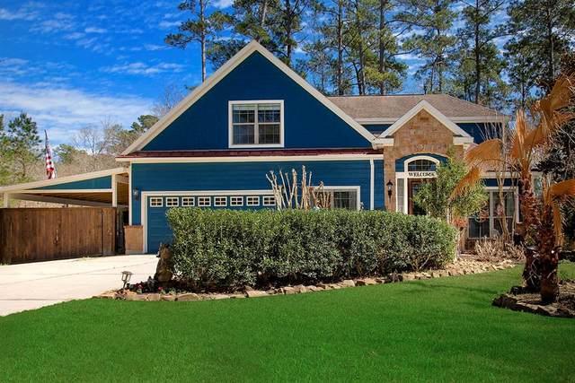 32610 Riverwood Drive, Magnolia, TX 77354 (MLS #70071843) :: My BCS Home Real Estate Group