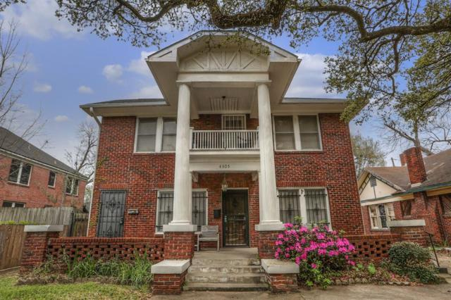 4305 Polk Street, Houston, TX 77023 (MLS #70071957) :: Magnolia Realty