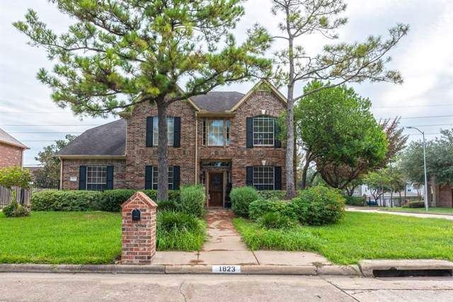 1823 Briarchester Drive, Katy, TX 77450 (MLS #70077177) :: The Queen Team