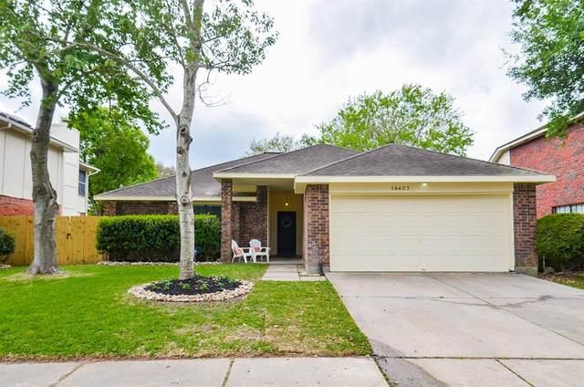 16407 Salinas Lane, Houston, TX 77095 (MLS #7007880) :: Ellison Real Estate Team