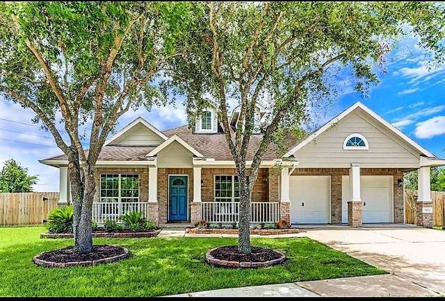 9126 N 9126 Carriage Point Dr, Sugar Land, TX 77479 (MLS #70085943) :: The Home Branch