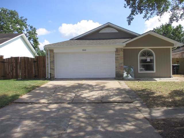 5542 Ambern Drive, Houston, TX 77053 (MLS #7009489) :: The Heyl Group at Keller Williams