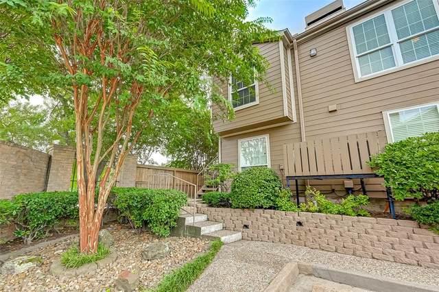 1880 White Oak Drive #102, Houston, TX 77009 (MLS #70094977) :: Texas Home Shop Realty