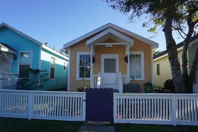 4921 Avenue O 1/2, Galveston, TX 77551 (MLS #70095376) :: The Sansone Group