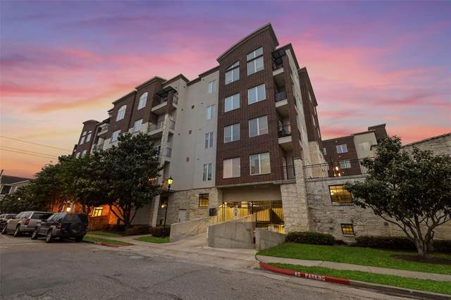 100 Willard Street #10, Houston, TX 77006 (MLS #70097346) :: Lerner Realty Solutions