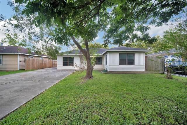 813 Evanston Street, Houston, TX 77015 (MLS #70099075) :: Texas Home Shop Realty