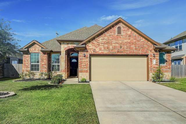 9626 Yellow Rose Drive, Texas City, TX 77591 (MLS #7009915) :: Guevara Backman