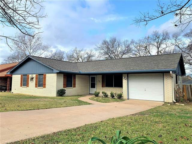 808 W Jefferson Street, Brenham, TX 77833 (MLS #70101497) :: Christy Buck Team