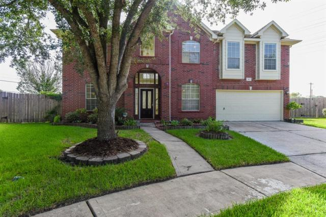 310 Arbor Circle, League City, TX 77573 (MLS #70111376) :: The SOLD by George Team