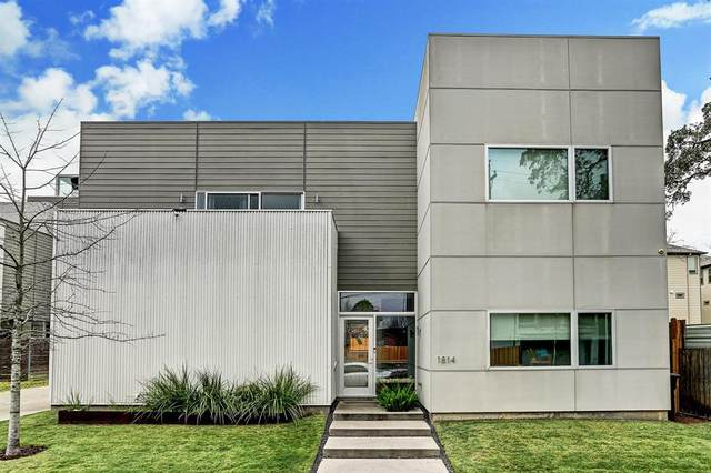 1814 Arbor Street, Houston, TX 77004 (MLS #70116660) :: The Home Branch