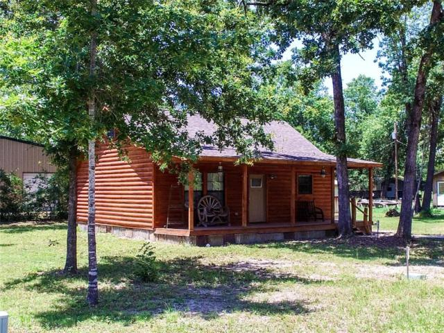 121 Pine Grove Drive, Onalaska, TX 77360 (MLS #70125405) :: The SOLD by George Team