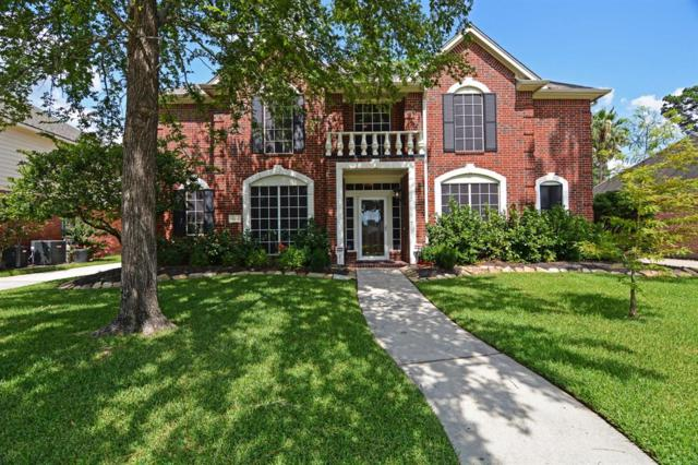 16106 Lake Grove Forest, Tomball, TX 77377 (MLS #70128233) :: Giorgi Real Estate Group