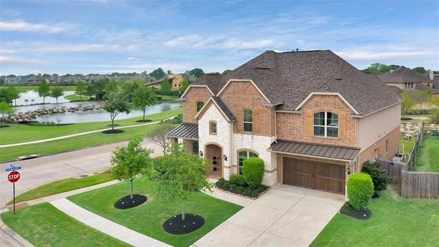 3910 Rock Rose Court, Manvel, TX 77578 (MLS #70129077) :: Christy Buck Team