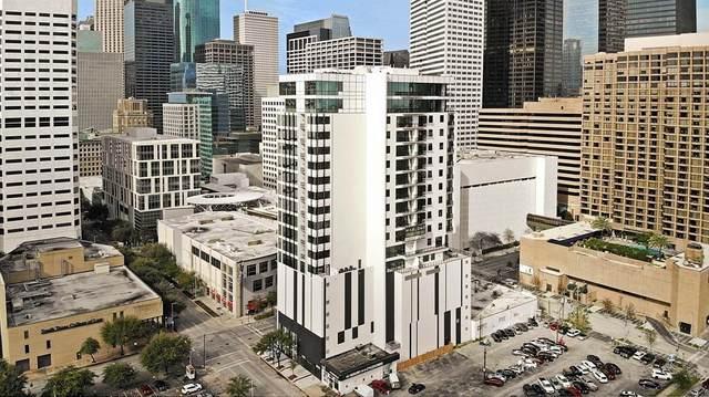 1211 Caroline Street #1003, Houston, TX 77002 (MLS #70136588) :: The SOLD by George Team